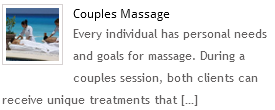 Couples Massage spa in Etobicoke